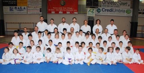 Un fine settimana all'insegna del Karate