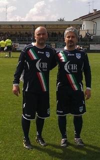 Campionati europei di calcio dei sindaci. Terzino e Mugnari in nazionale