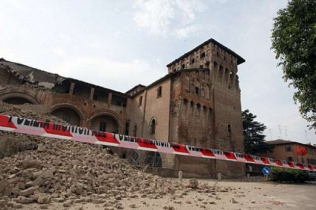 Terremoto in Emilia:partiti i volontari della Colonna Mobile della Protezione Civile di Orvieto.