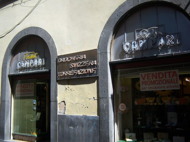 Orvieto senza più Gli Svizzeri