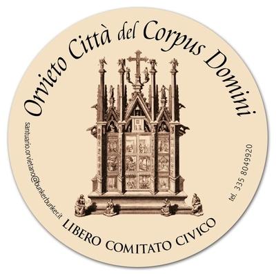 """Il Comitato """"Orvieto Città del Corpus Domini"""" incontra i comitati cittadini"""