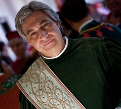 """1° Assemblea delle figuranti e dei figuranti dell'Associazione """" Lea Pacini"""", Corteo Storico di Orvieto, Città del Corpus Domini"""