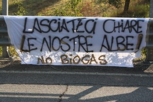 Biogas a Montecchio, il comitato vuole una tutela definitiva per il territorio