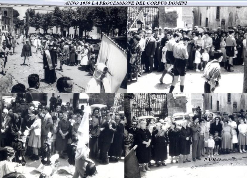 Corpus Domini 1959