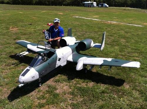 VII edizione del Jonathan Jet Meeting Città di Orvieto di aeromodellismo. Un successo, una festa