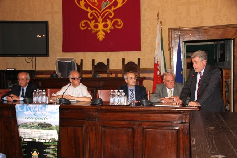 Dal 28 settembre al 7 ottobre torna 'Orvieto con gusto'