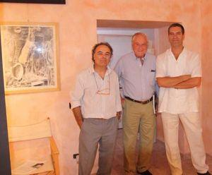 Inaugurata ad Orvieto la Bottega d'arte contemporanea Maitani
