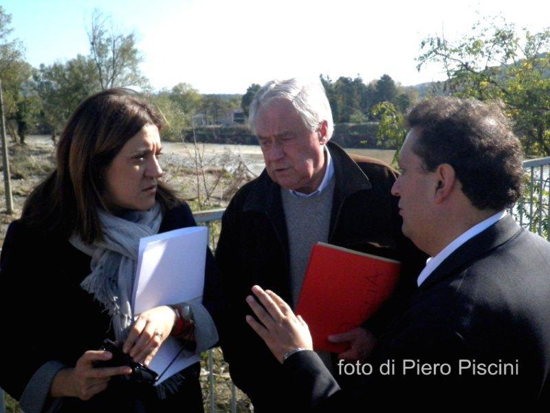 """Alluvione. Marini a incontro con sindaci: """"Sempre più urgente provvedimento governativo"""". Oggi audizione al Parlamento"""