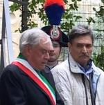 Festa delle Forze Armate e dell'Unità d'Italia:presenti  molti studenti del Liceo e delle Scuole Medie