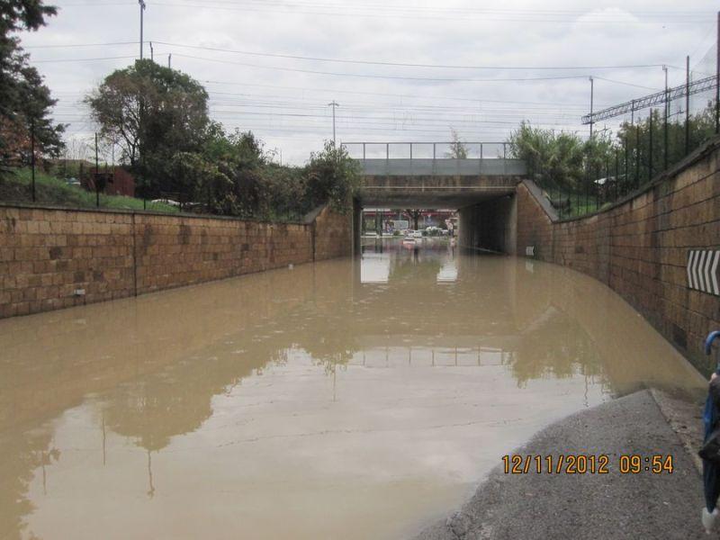 Alluvione novembre 2012