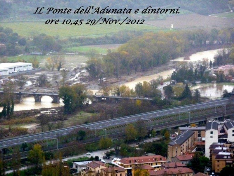 Orvieto scalo dopo l'alluvione del 2012 – Video di Piero Cambi