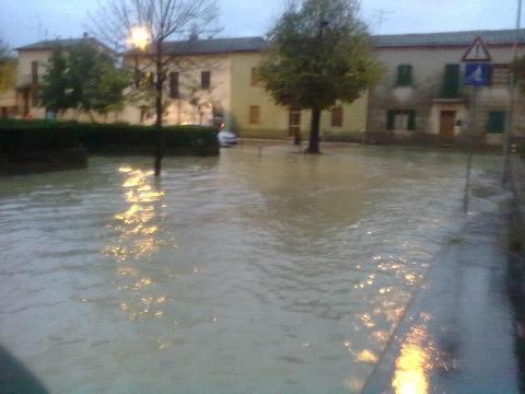 Emergenza alluvione. Video delle zone alluvionate