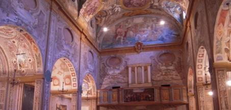 """Riapre la Chiesa  della Nunziatina, """"piccola Cappella Sistina di Todi""""."""