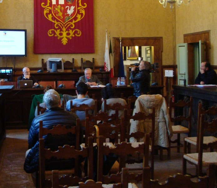 Gianvito Graziano presidente del Consiglio Nazionale dei Geologi e Gianni Clemente direttore di IGEAM commentano l'evoluzione della difesa del suolo in Italia