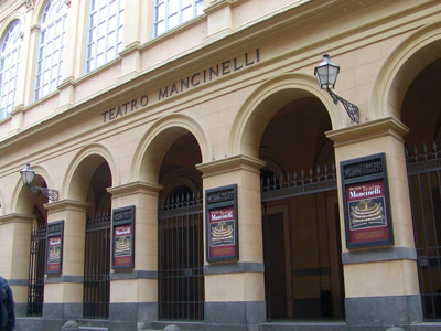 """Progetto Orvieto: """"Su Tema facciamo un po' di chiarezza. Malgrado le strumentalizzazioni il Teatro Mancinelli non chiuderà"""""""