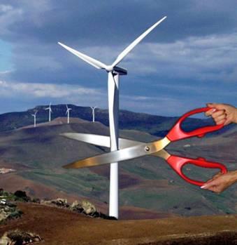 San Venanzo. Mozione di Mario Mariani sugli impianti eolici