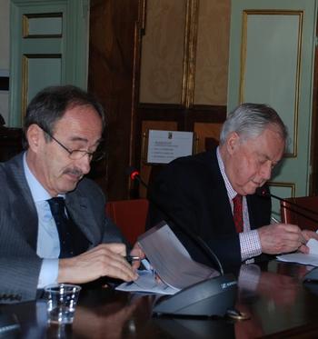 Firmato l'accordo Comune-CRO per per finanziare progetti di rilancio del centro storico