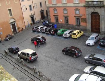 Orvieto, Piazza del Popolo e il progetto di città