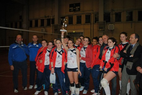 Al Volley Team Orvieto il Titolo Provinciale Under 16