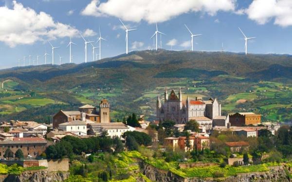 Ambiente, approvato dal Consiglio provinciale un ordine del giorno sugli impianti eolici di Parrano e San Venanzo