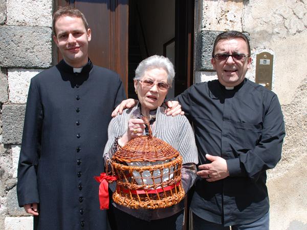 """Ciao """"Peppina"""", oggi i funerali della sorella di Don Italo Mattia"""