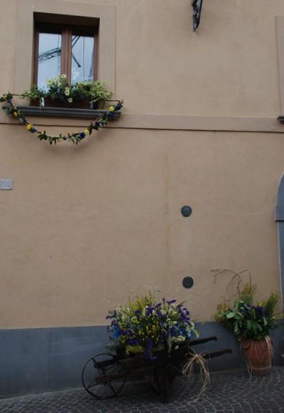 """Premiati i vincitori del concorso dei balconi e delle vetrine fiorite nell'ambito di """"Orvieto in fiore"""""""