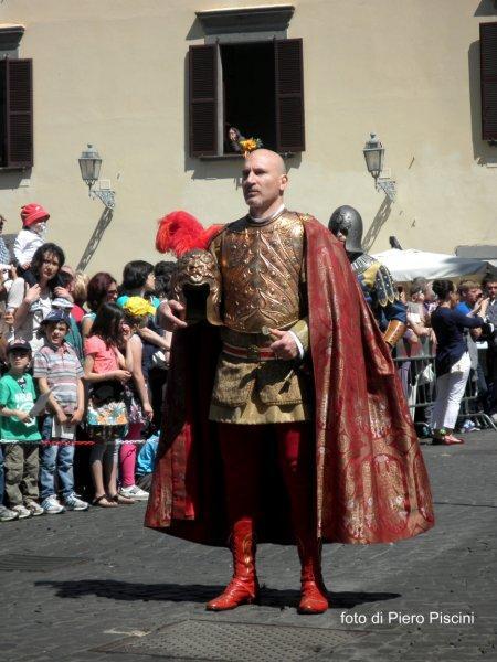 Corpus Domini 2017, corteo storico e processione