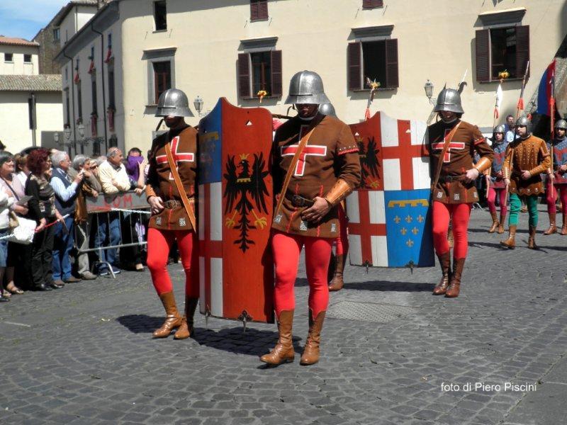 Festa a Orvieto, dai Ludi alla Fortezza al Corteo storico passando per la Staffetta: eventi blindati sulla Rupe