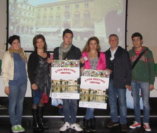 Concluso il Progetto Comenius EYON. Al Liceo Scientifico di Orvieto quattro nomination e un primo premio.