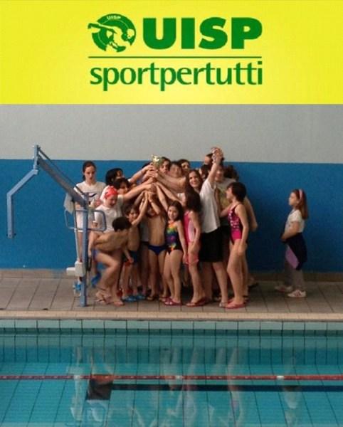 L'Uisp Nuoto Orvieto centra il tris. Per il terzo anno consecutivo campione interregionale Uisp