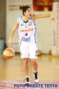 Ora è ufficiale: Elisa Buccianti è una giocatrice di Azzurra
