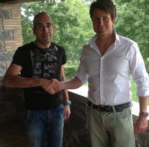 Pallavolo Femminile B2 Girone E. Marco Gobbini è il secondo tecnico della Zambelli Orvieto