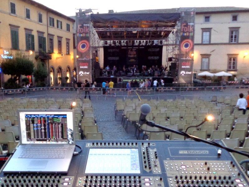 """Nuovo assetto Piazza del Popolo, nessun palco permanente. Germani: """"Abbiamo diverse idee"""""""