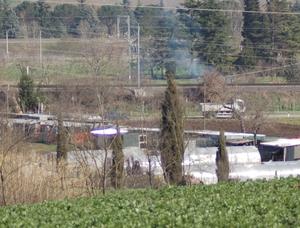 Pianificazione delle manutenzioni, al via la demolizione delle baracche a La Svolta e Bardano