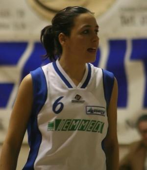 Silvia Scoscia opinionista alla telecronaca di Ceprini Orvieto