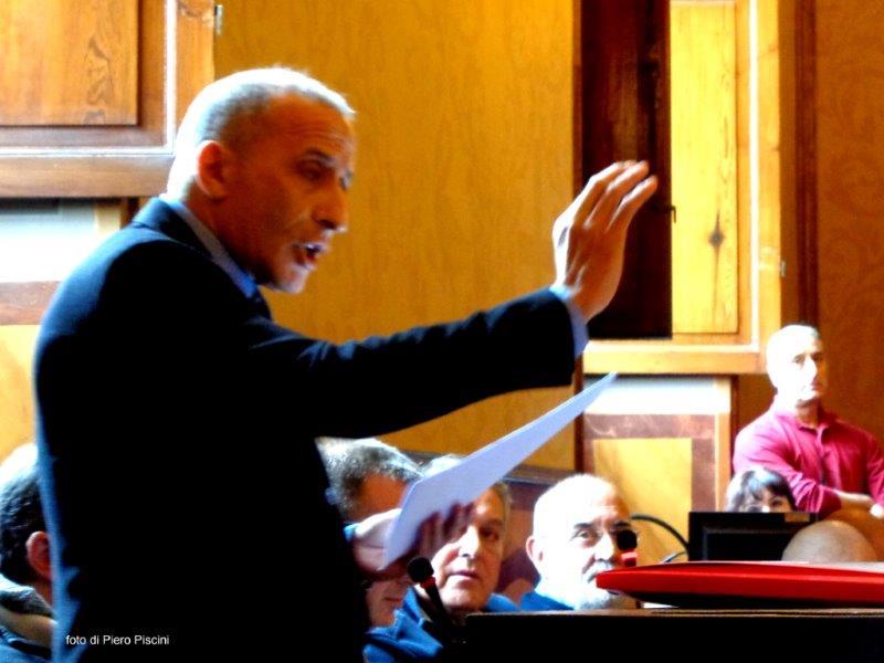 E' Roberto Meffi il vice consigliere provinciale di Forza Italia