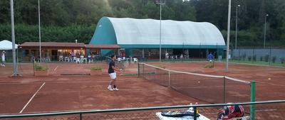 Terza giornata del Torneo Nazionale Open di Tennis
