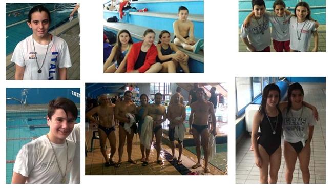 Uisp nuoto Orvieto: dai piccoli ai grandi il nuoto orvietano non si ferma mai