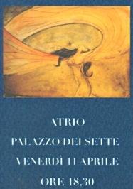 """Presentazione de """"La notte della libellula"""" di Maria Virginia Cinti"""