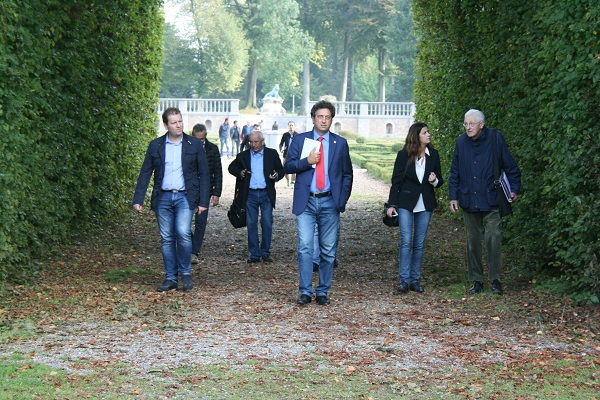 Il sindaco Germani ha preso parte in Belgio al Cittaslow International Coordinanting Committee