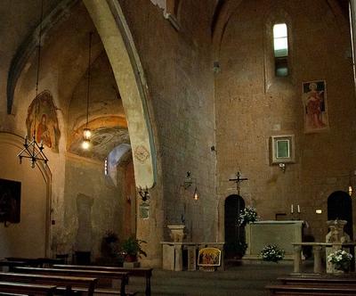 """Alla chiesa di San Giovenale sacra rappresentazione """"Io sono con voi: Risurrezione"""""""