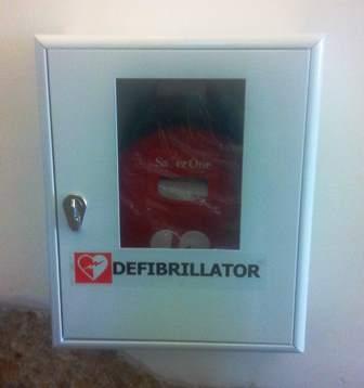 Un defibrillatore per Civita di Bagnoregio