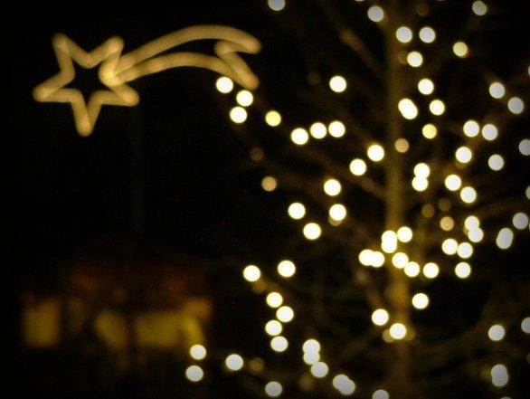 Natale, sulla Rupe luminarie  a spese del Comune e parcheggi coperti gratis per 4 ore (per residenti)