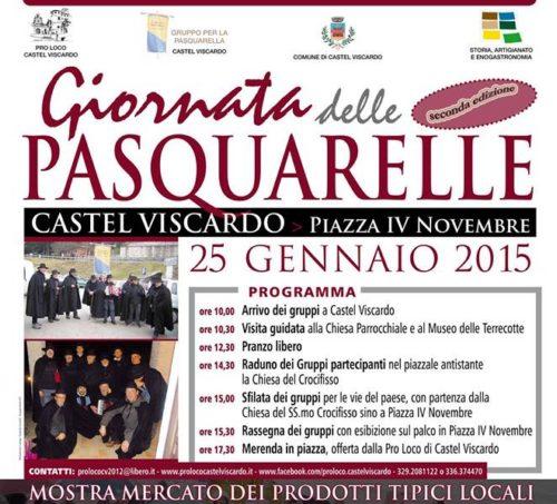 A Castel Viscardo II edizione della Giornata delle Pasquerelle