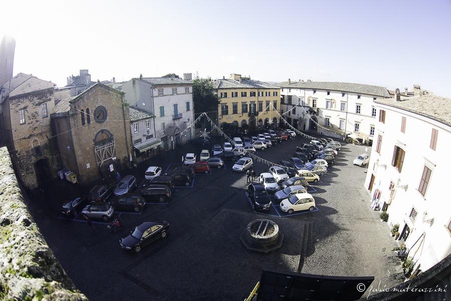 Entrata in vigore disciplina di circolazione e sosta tra Piazza del Popolo, Piazza Vivaria e Piazza Corsica