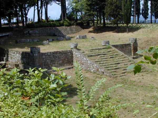Terrecotte del Tempio del Belvedere, si presenta il nuovo allestimento