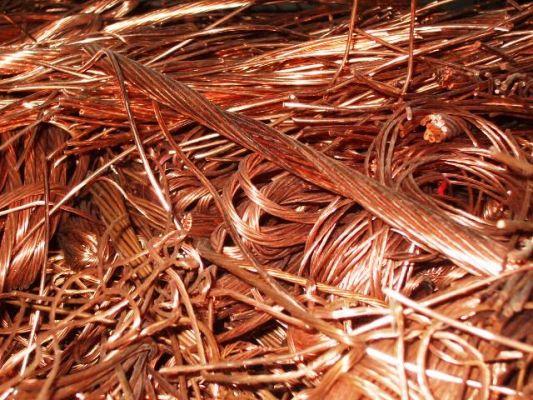 Oro rosso, la Polizia Ferroviaria recupera a Orvieto 1 tonnellata e mezzo di rame