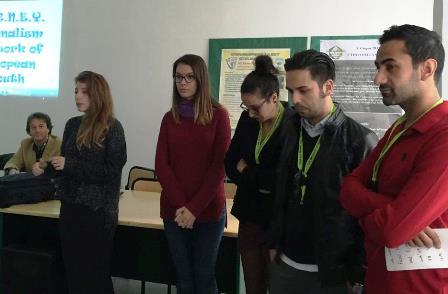 """Bagnoregio, grande successo per il progetto """"Journey, Erasmus Plus Youth"""""""