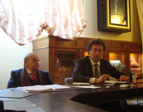 A Villa Paolina convegno di presentazione Autorità umbra rifiuti e idrico