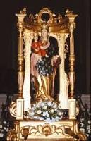 Festeggiamenti Madonna del Fiore, calendario pastorale di luglio